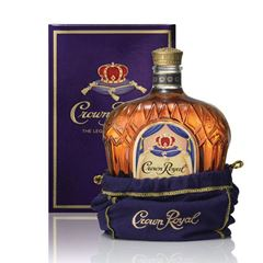 Picture of CROWN ROYAL Canadian Whisky 1L - 180074