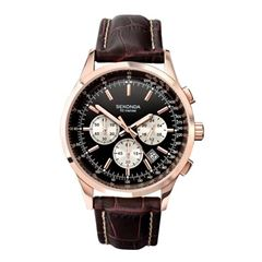 Picture of SEKONDA Gents' Rose Gold Plated Watch - 141581