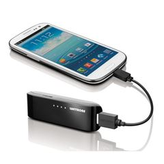 Picture of Power Wave Compact Charger Deluxe Edition 3000MAH (ONLY Available From YYZ Departures) - 161701