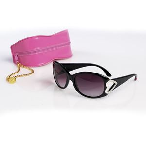 Picture of Heart Frame Sunglasses