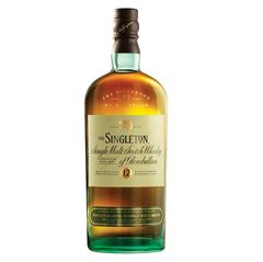 Picture of THE SINGLETON GLENDULLAN 12 YEAR OLD - 180428