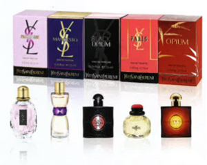 Picture of Miniature Fragrance Set