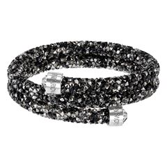 Picture of Black Crystal Dust Bangle   - 154557