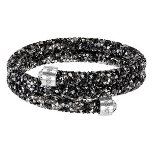 Picture of Black Crystal Dust Bangle