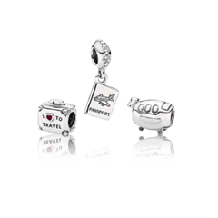 Picture of TRAVEL CHARM SET - 162433