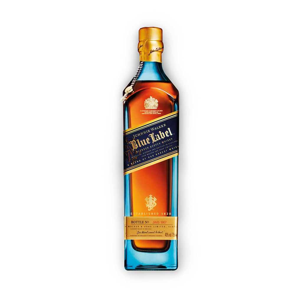 Duty Free Blue Label 750ml Online From Air Canada