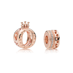 Picture of ROSE SIGNATURE STYLE CHARM SET - 156540