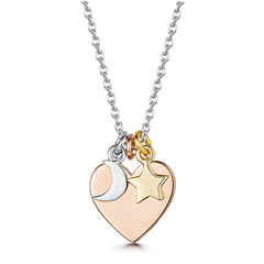 Picture of 'To the Moon & Back' Necklace - 156065
