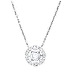 Picture of Sparkling Crystal Necklace - 156761