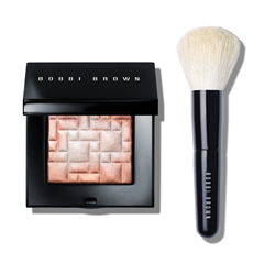 Picture of HIGHLIGHTING POWDER SET PINK GLOW - 132575