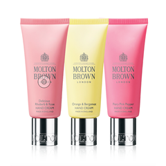 Picture of TEMPTING TREATS HAND CREAM TRAVEL SET - 132877
