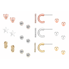 Picture of 12 PIECE MICRO EARRING SET - 157105