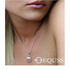 Picture of Drop Pendant Necklace and Earring Set
